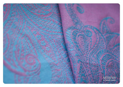 Archive: Scrap: Natibaby Paissi Candy (Tussah Silk Blend)
