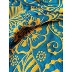 Yaro Ava Contra Teal Orange Glossy Size 6 (4.6 Meters)