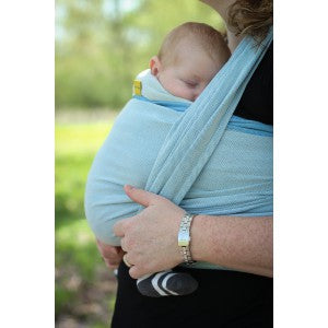 Yaro Slings: Newborn Blue (100% cotton)
