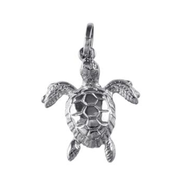 "10228 - 1"" SOLID GREEN SEA TURTLE"