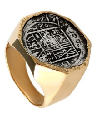 REPLICA ATOCHA RING - ITEM #12452 - Jewelry Works