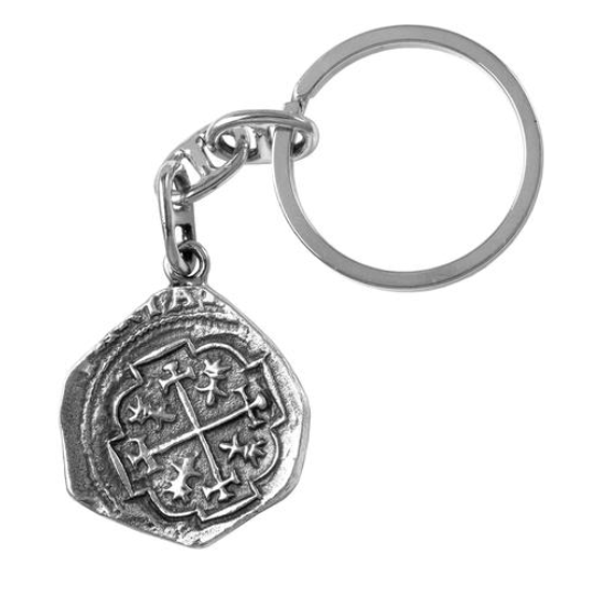 "1 1/4"" REPLICA ATOCHA KEY CHAIN - ITEM #18012 - Jewelry Works"