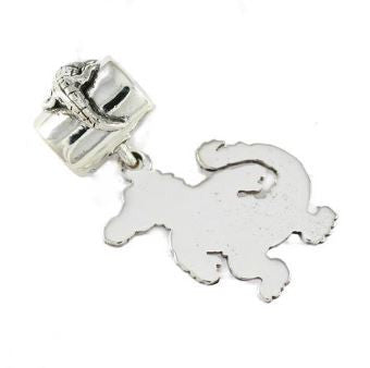 Gator Bead Large Fighting Albert - Jewelry Works