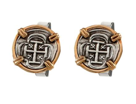 "5/8"" REPLICA ATOCHA CUFF LINKS - ITEM #30645CL - Jewelry Works"