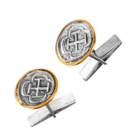 "5/8"" REPLICA ATOCHA CUFF LINKS - ITEM #30752CL"