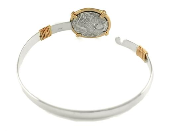 46006 - 1 REAL REPLICA ATOCHA HOOK BRACELET