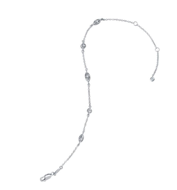 A0002CLP Anklet - Jewelry Works