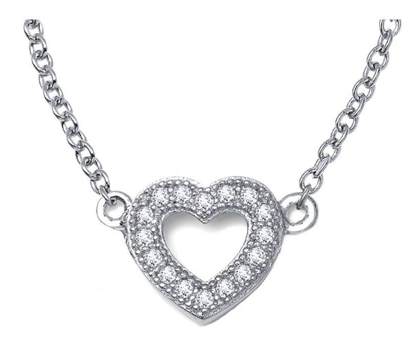 A0010CLP Heart Anklet - Jewelry Works