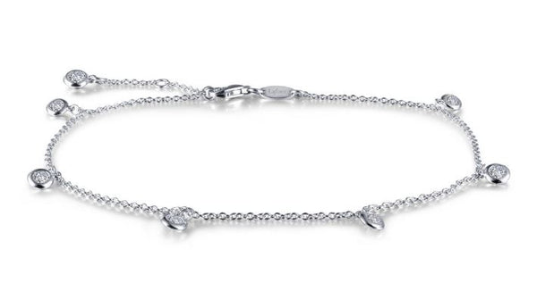 A0021CLP Anklet - Jewelry Works