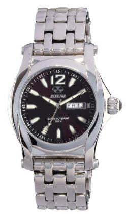 Reactor Curie Stainless Steel Men's Watch