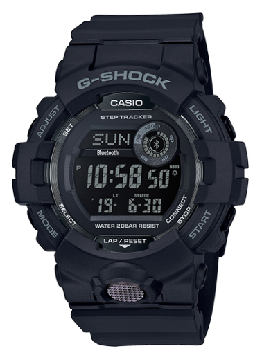 Casio G-Shock GBD800-1B Resin Men's Watch - Jewelry Works