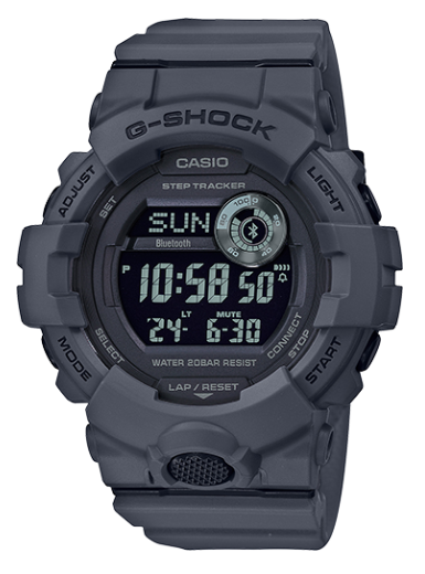 Casio G-Shock GBD800UC-8 POWER TRAINER Resin Men's Watch - Jewelry Works
