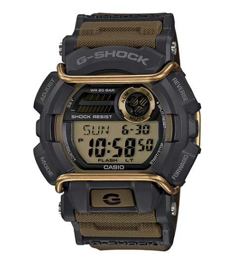Casio G-Shock GD400-9 Green Men's Watch - Jewelry Works
