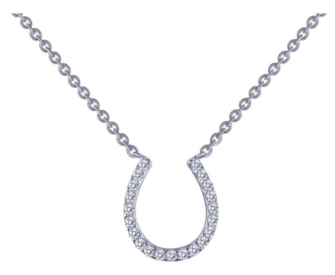 N0026CLP Horseshoe Necklace - Jewelry Works
