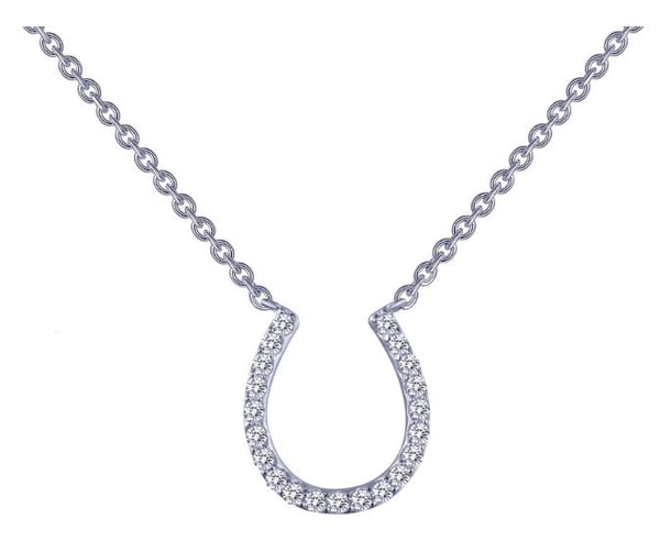 N0026CLP Horseshoe Necklace