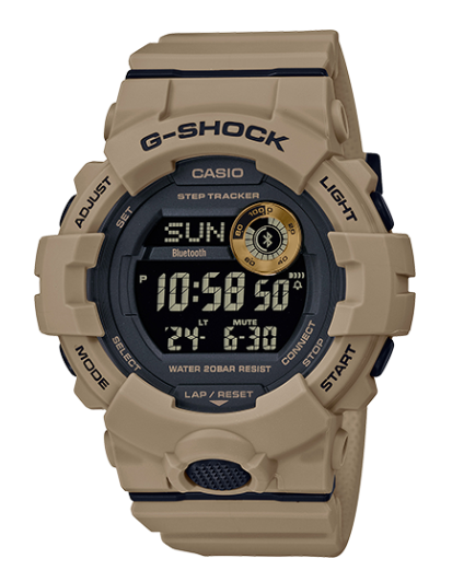 Casio G-Shock GBD800UC-5 POWER TRAINER Men's Watch - Jewelry Works