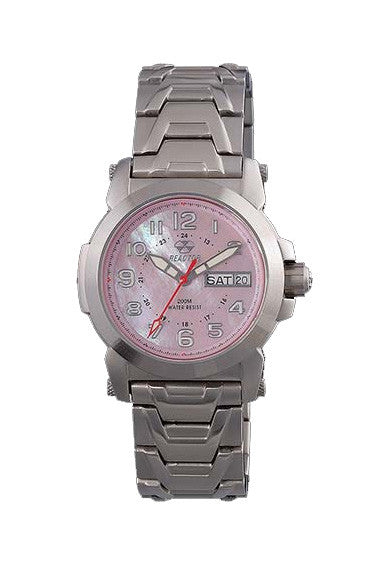 Reactor Atom Stainless Steel Ladies' Watch - Jewelry Works