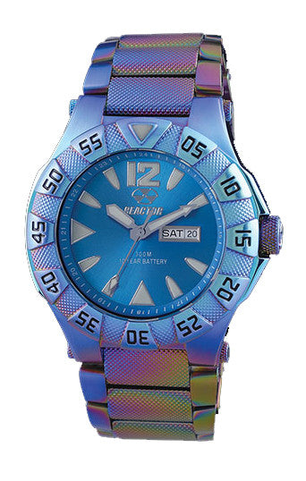 Reactor Men's Gamma Stainless Steel Dive Watch - Jewelry Works