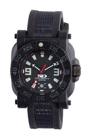 Reactor Men's Gryphon Dive Watch with Never Dark Technology - Jewelry Works