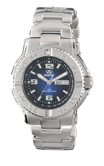 Reactor Men's Critical Mass Stainless Steel Dive Watch - Jewelry Works