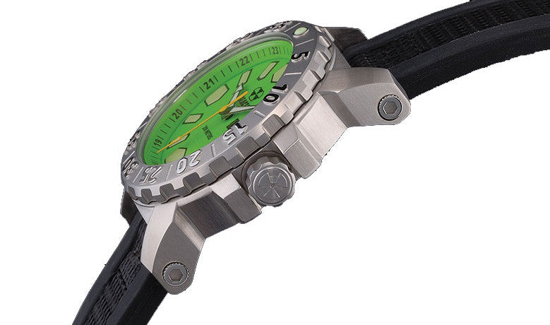 Reactor Men's Meltdown 2 Stainless Steel Dive Watch - Jewelry Works