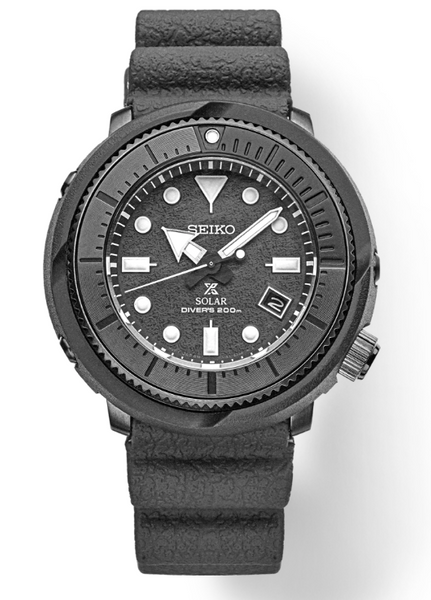 Seiko SNE537 Prospex Solar Men's Diver Watch - Jewelry Works