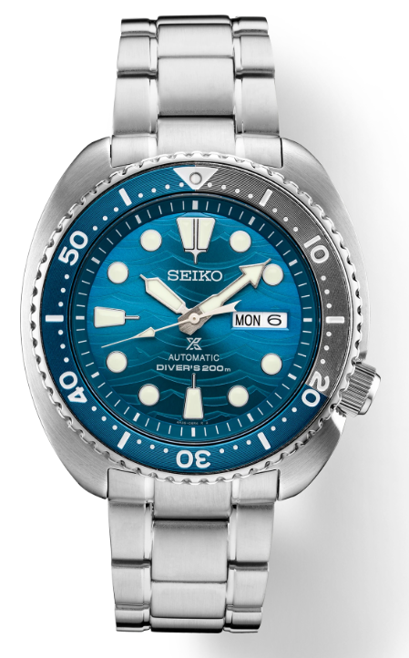 Seiko SRPD21 Prospex Automatic Men's Diver Watch - Jewelry Works
