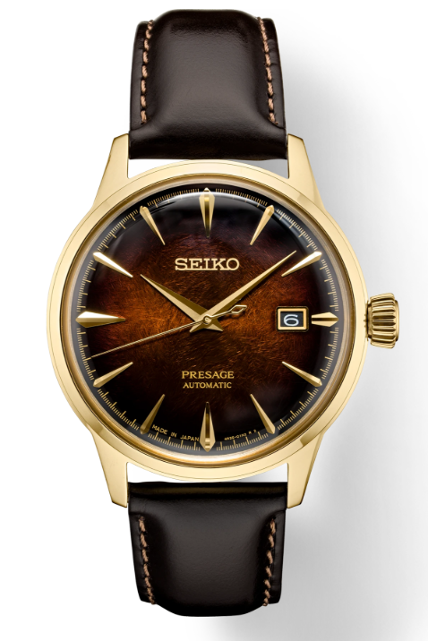Seiko SRPD36 Presage Automatic Men's Dress Watch - Jewelry Works