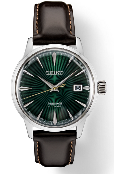 Seiko SRPD37 Presage Automatic Men's Dress Watch - Jewelry Works