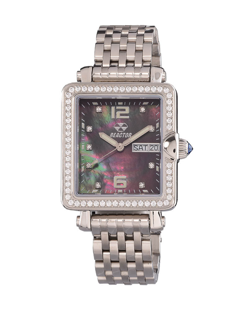 Reactor Trinity Stainless Steel Ladies' Watch - Jewelry Works
