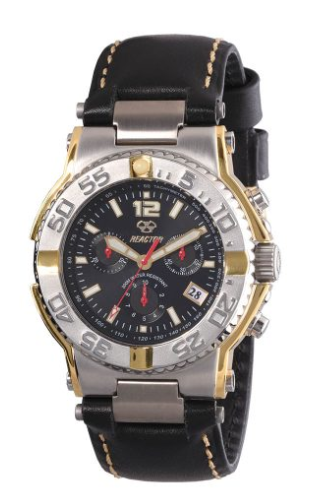 Reactor Men's Critical Mass Stainless Steel Dive Watch