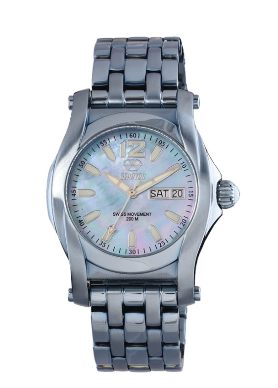 Reactor Curie Stainless Steel Ladies' Watch