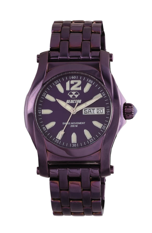 Reactor Curie Stainless Steel Ladies' Watch - Jewelry Works