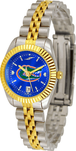Suntime Ladies Executive AnoChrome Florida Gators Watch - Jewelry Works