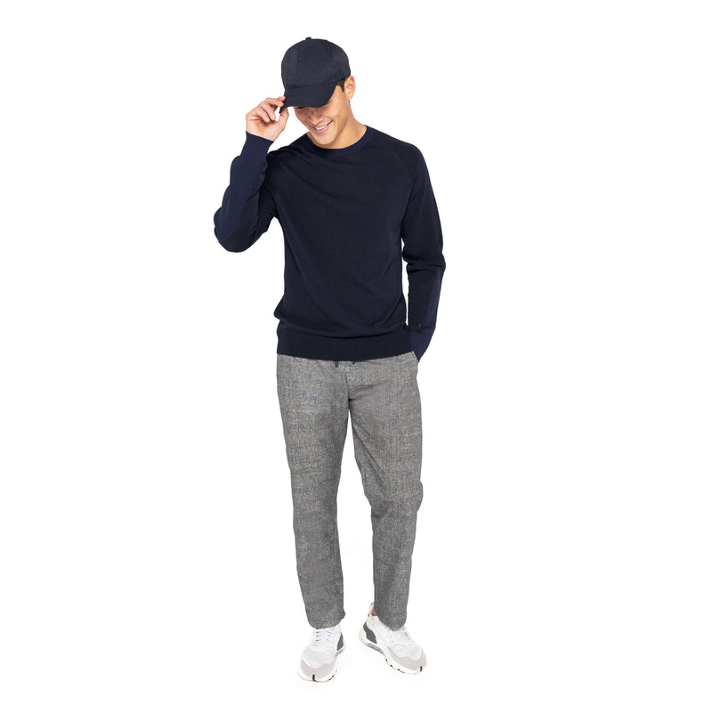 Wholegarment 15 Sweat / Blue
