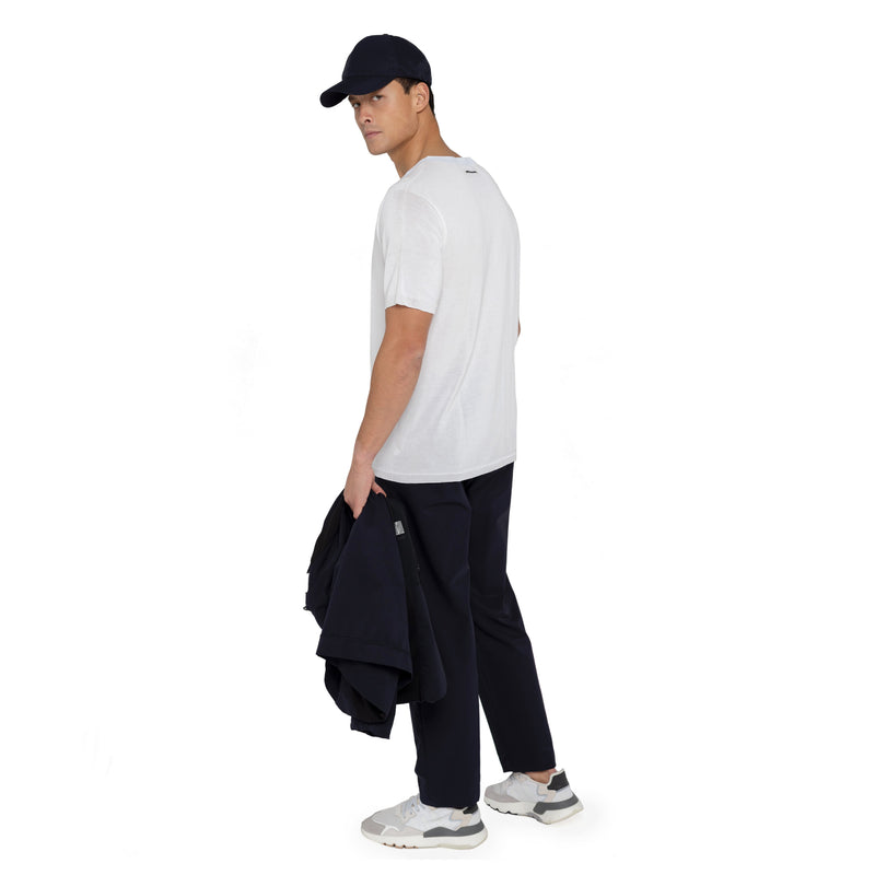 Wholegarment 18 T-S / White