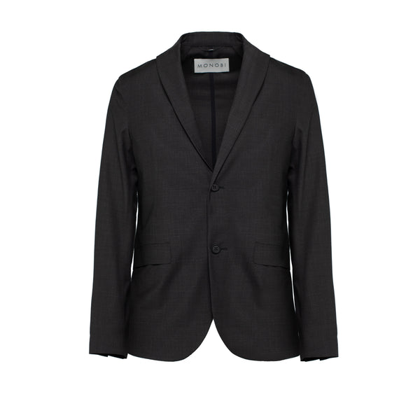 Techwool Easyblazer / Dark Grey Mel