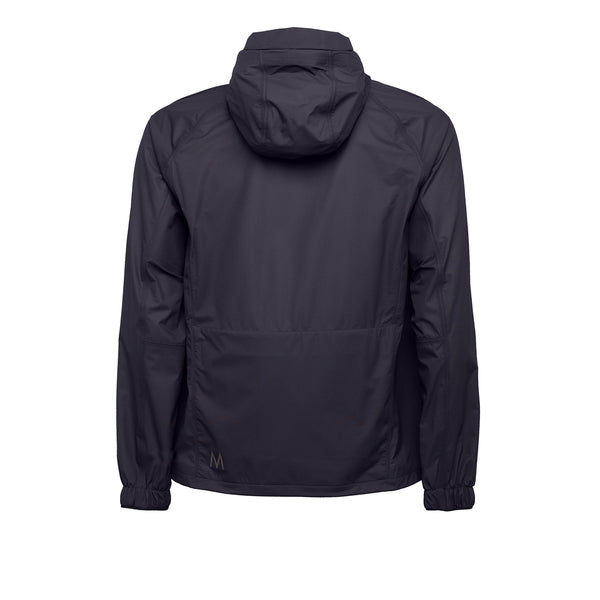 Shield Morning Windbreaker / Blue Navy