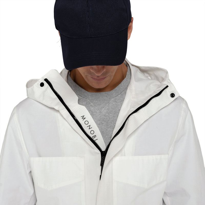 Camuflex Patch Pockets / White