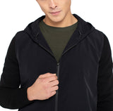 Coolmax H-Sweat Zip / Black