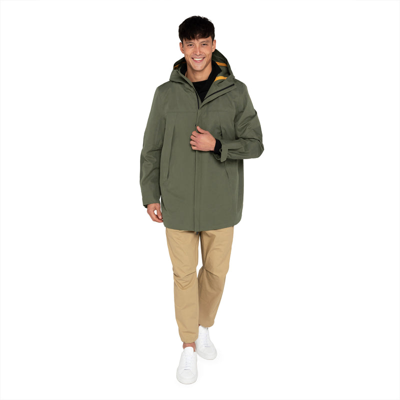 WRHD Cotton Parka / Forest Military