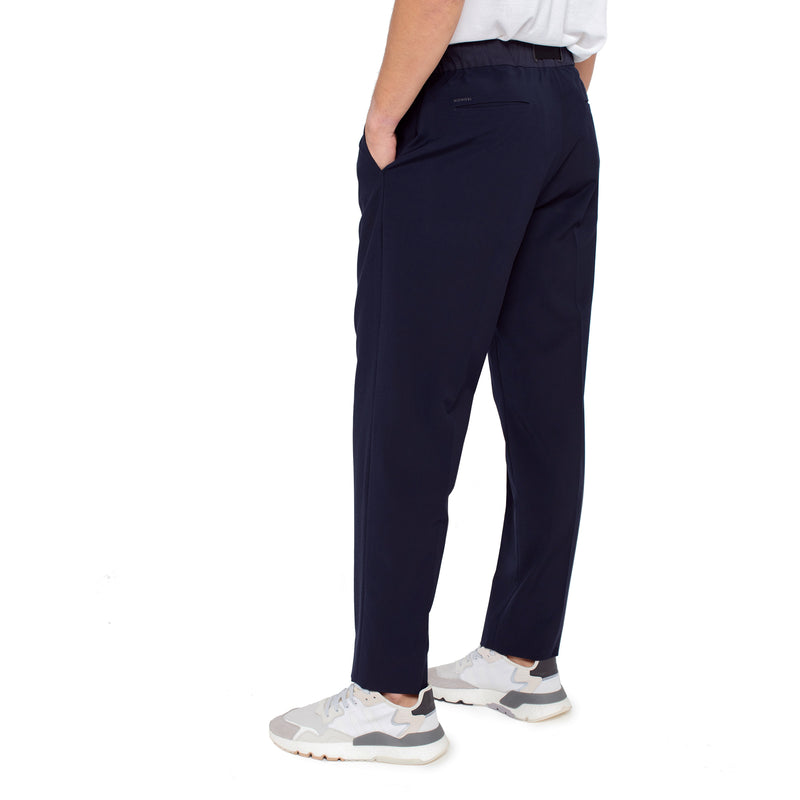 Techwool Hybridpant / Blue Navy