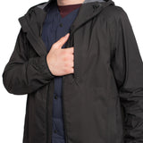 Shield Morning Windbreaker / Black Raven