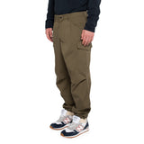 HD Cotton Cargo / Moss Green