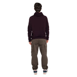 Wholegarment 15 H-Sweat / Sangria Red