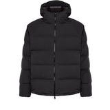 Cotton+ Defense Down Jacket / Black Raven