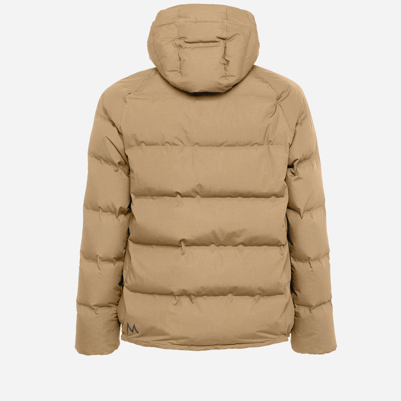 Cotton+ Defense Down Jacket / Light Sand