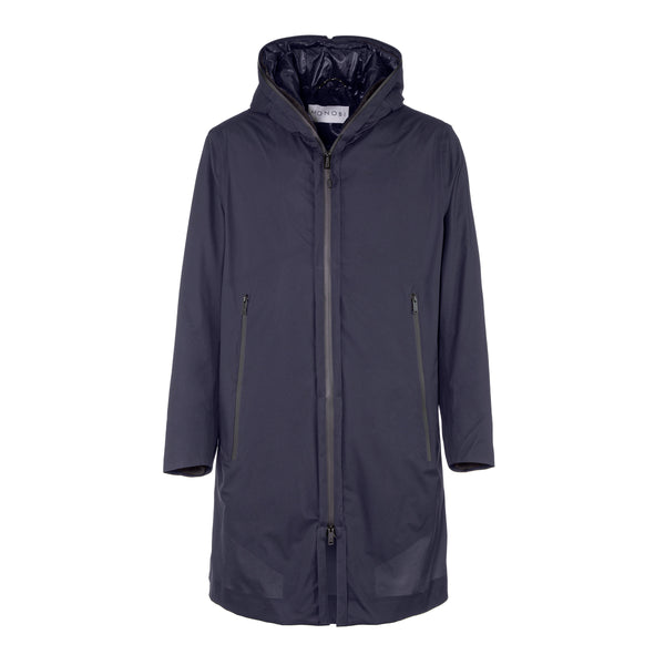 Air Emei Raincoat / Blue Navy