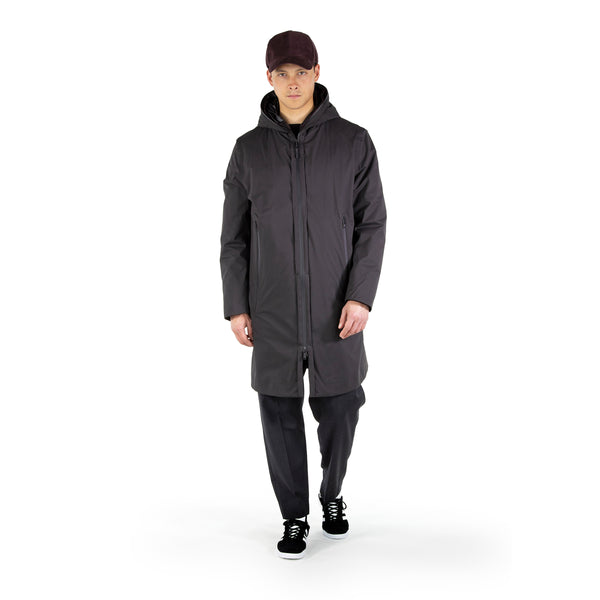 Air Emei Raincoat / Black Raven