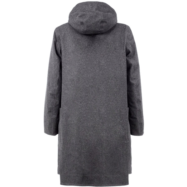 Air Arena Parka / Dark Grey Mel
